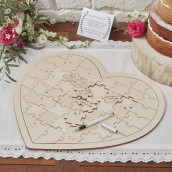 Le puzzle en forme de coeur