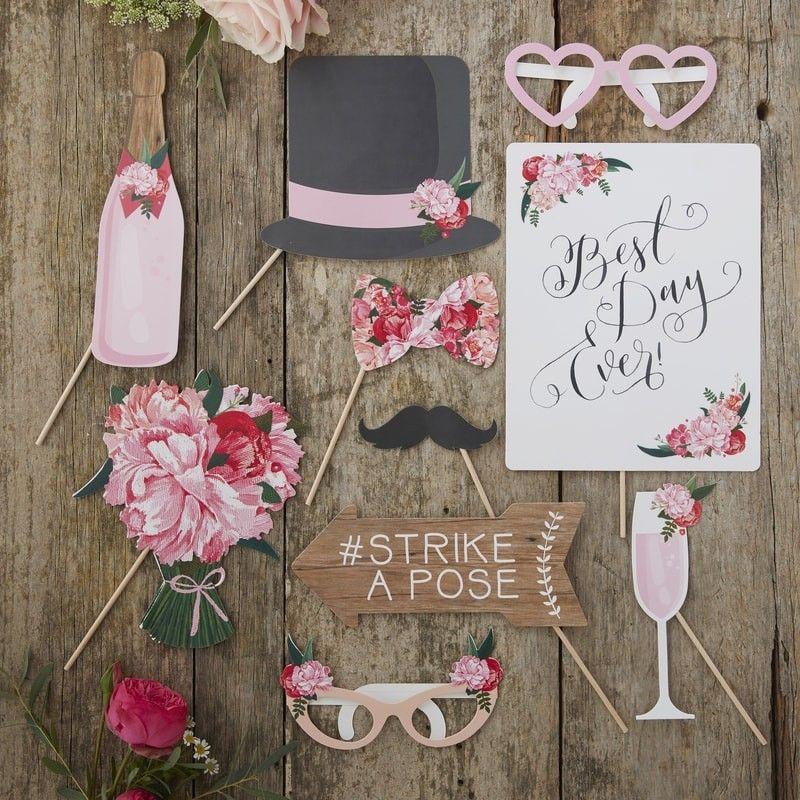 Extrêmement Photobooth de mariage : créez l'animation ! - Décorations de mariage NQ69