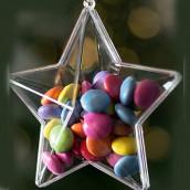 Les 3 étoiles contenants à dragées