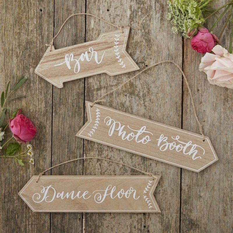 Bevorzugt Pancarte mariage et autre panneau - Décorations de mariage XG19