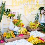 Deco mariage exotique for Deco sejour tropical