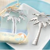 Le décapsuleur palmier cadeau invités or ou argent