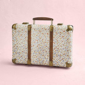 L'urne valise mariage vintage