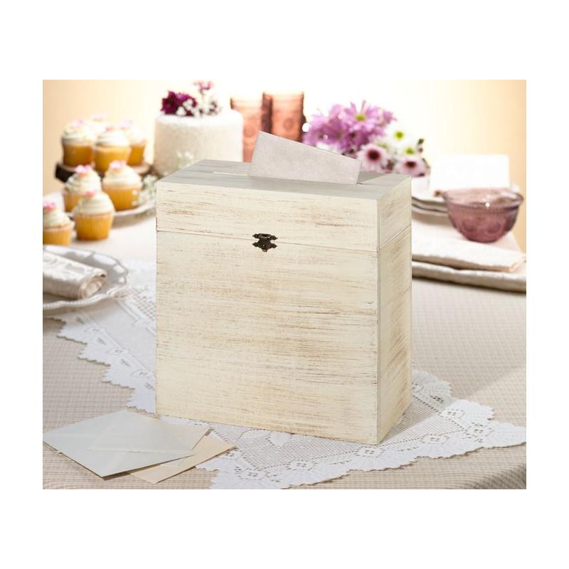 urne mariage bois urne mariage originale en styles vari s id es pour urne de mariage id es. Black Bedroom Furniture Sets. Home Design Ideas