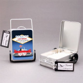 La boite à dragées valise métallique