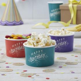Les 8 pots à glace anniversaire