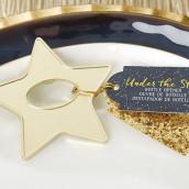 Le décapsuleur étoile dorée
