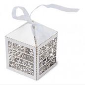 La boîte à dragées baptême (x10)