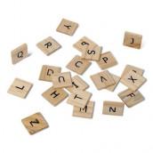 Les 60 lettres alphabet en bois