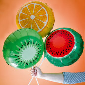 Les ballons fruits exotiques