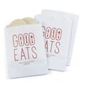 Les 25 sacs papier personnalisés good eats