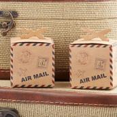 La boîte à dragées avion