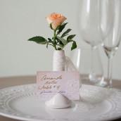 Le vase marque place