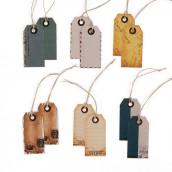 Les étiquettes tag destination (x12)