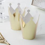 La mini couronne dorée (x5)