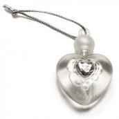 Les 10 coeurs bouteilles à bulles de savon
