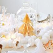 Inspirations pour votre table de noel