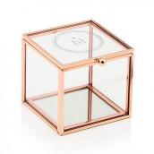 Le porte-alliances cube terrarium logo cercle