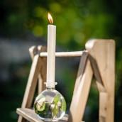 Le vase boule miniature Louise