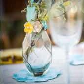 Le vase géométrique 16cm