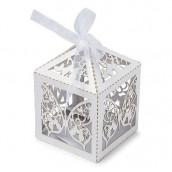 La boîte à dragées papillon (x20)