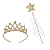 Le kit baguette de fée et couronne