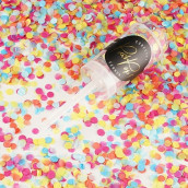 Le push pop confettis multicolores