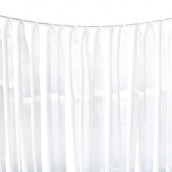 Le rideau de ruban mariage