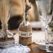 Le ruban lin love adhésif