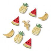 Les 9 stickers fruits exotiques