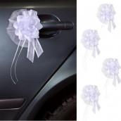 Les fleurs deco voiture