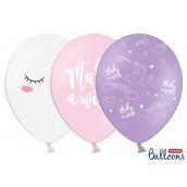 Les ballons licorne (x6)