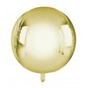 Le ballon boule doré