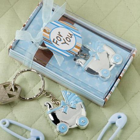 Le porte clé ourson bleu