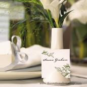 Le mini vase porte-nom