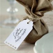 Le tampon personnalisé pour étiquette lierre