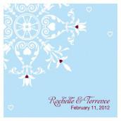 Les 10 cartes romance d'hiver