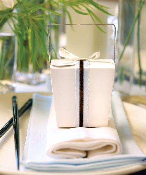 la bo te drag es asiatique take out place du mariage. Black Bedroom Furniture Sets. Home Design Ideas