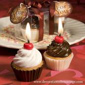 La bougie gateau cupcake