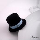 Le mini chapeau haut de forme