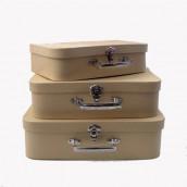 L'urne de mariage boîte valise