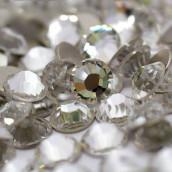 Les cabochons strass diamant (7 coloris)