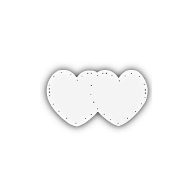 Decoration Voiture Mariage Vintage : Pancarte voiture mariage en forme de coeur