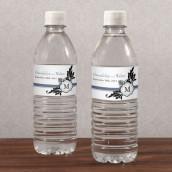 Les 12 étiquettes à bouteille d'eau lavish