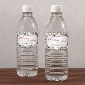 Les 10 étiquettes à bouteille d'eau éclectiques