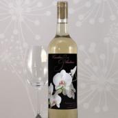 Les 8 étiquettes à bouteille de vin orchidée