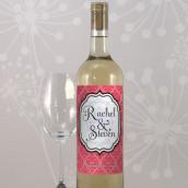Les 8 étiquettes à bouteille de vin orient
