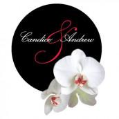 Le sticker personnalisé orchidée