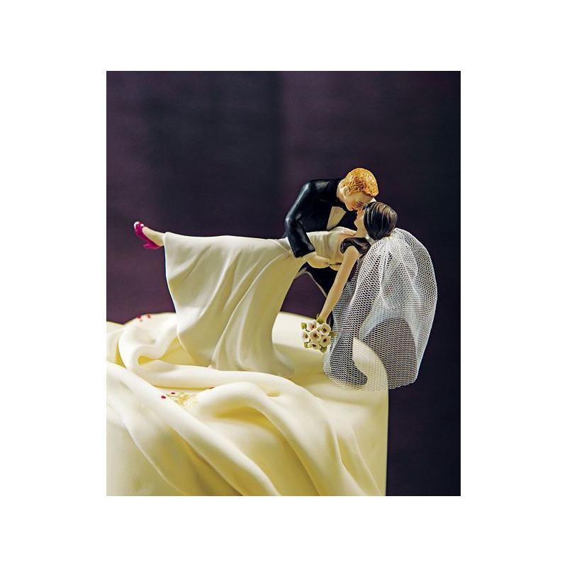 Figurine Mariage Danse Romantique