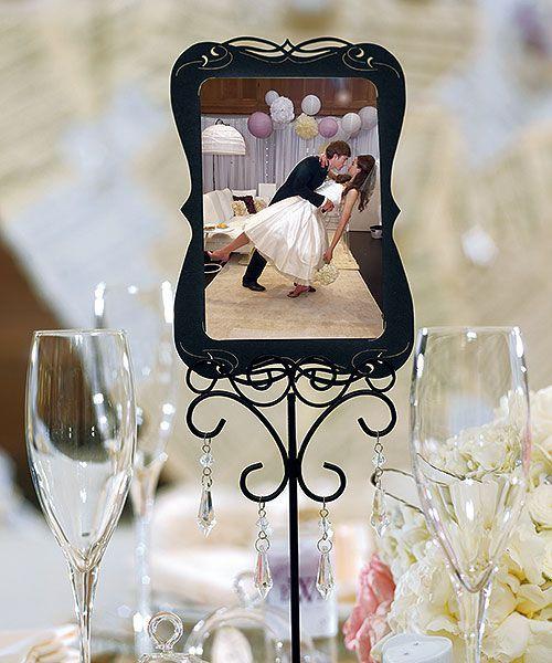 le porte num ro de table fer forg place du mariage. Black Bedroom Furniture Sets. Home Design Ideas